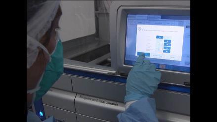Confirman caso de H1N1 en Hospital María Auxiliadora