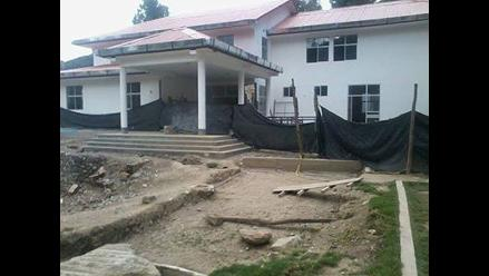 Cajamarca: hospital de la Encañada está abandonado hace más de 8 años