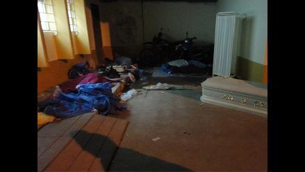 Hallan en Bolivia cadáveres de dos peruanos en supuesto ajuste cuentas