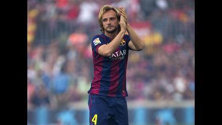 Ivan Rakitic está feliz en Barcelona y tiene