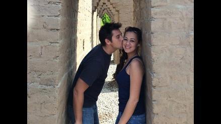 Fernanda Kanno y Laszlo Kovacs desbordan amor en las redes