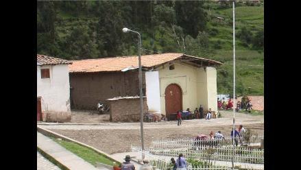Templo de San Antonio de Cachi con rajaduras tras sismo en Ayacucho