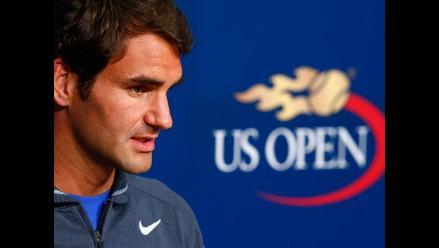 US Open: Federer encara el Grand Slam dispuesto a convertirse en mito