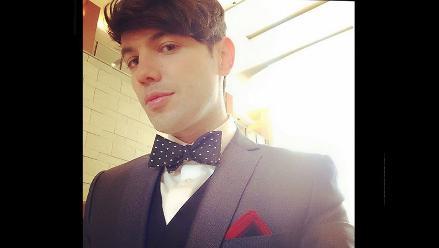 Emmy 2014: Bruno Pinasco ya está listo para la Alfombra Roja