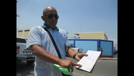 Áncash: denuncian a candidato a regidor por deuda a comerciante