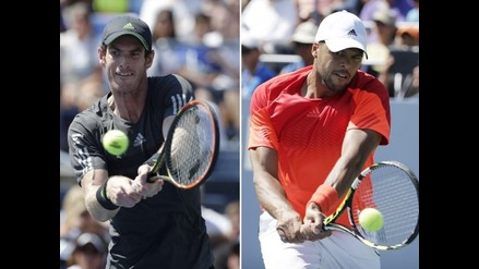 US Open: Andy Murray y Jo-Wilfried Tsonga arrancan con triunfos