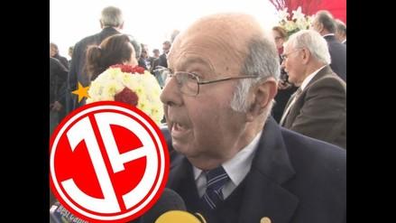 Presidente de la ADFP da por hecho que Juan Aurich ganará el Apertura