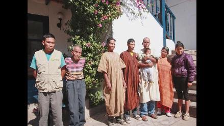 Cusco: ocho nativos iban a ser trasladados con engaños a Madre de Dios