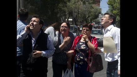 Sismo reportado en Ayacucho asustó a pobladores de Chincha