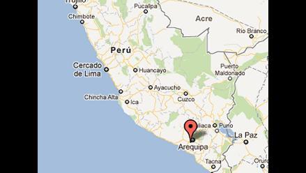 Arequipa: sismo de 4.3 grados remece el distrito de Atico