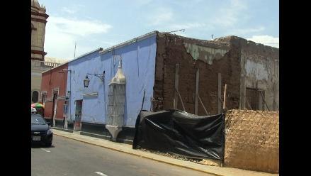 Arequipa: predios del Centro Histórico sin mantenimiento hace 13 años