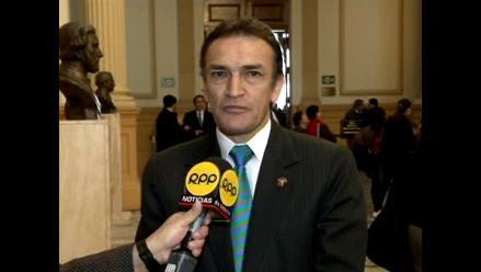 Ana Jara planteó salida de Mayorga al fujimorismo, según Becerril