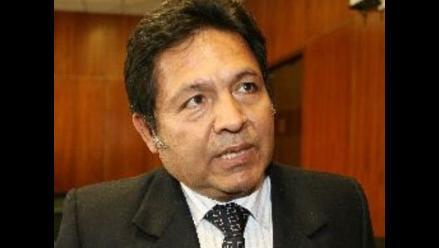 Ramos Heredia sobre caso Áncash: ´Yo no he mentido ni ahora ni nunca´