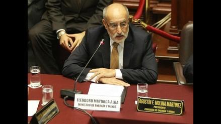 Mulder anuncia moción de interpelación contra Eleodoro Mayorga