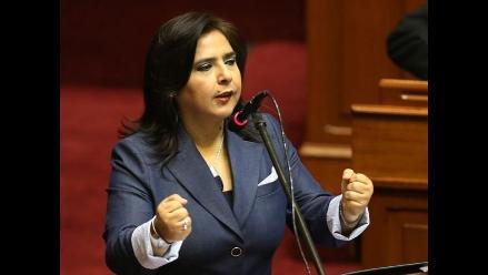 Gabinete Jara logra confianza del Congreso con voto dirimente
