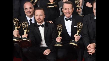 Emmy 2014: Breaking Bad arrasa en la entrega y fue ganadora de la noche