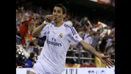 Di María al Manchester United por cifra récord en fútbol inglés, según prensa