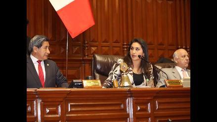 Gabinete Jara: oposición critica voto dirimente de Ana Solórzano