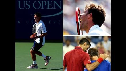 US Open: Resultados que va dejando la primera ronda del Grand Slam