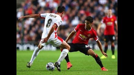 Manchester United fue humillado y eliminado por equipo de Tercera