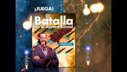 Lanzan nuevo juego para móviles sobre Miguel Grau