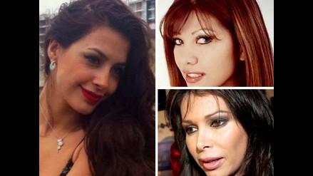 ¿Qué mujeres recibieron mensajes de Guty Carrera?