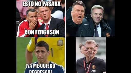 Mira los memes que dejó la humillación sufrida por Manchester United