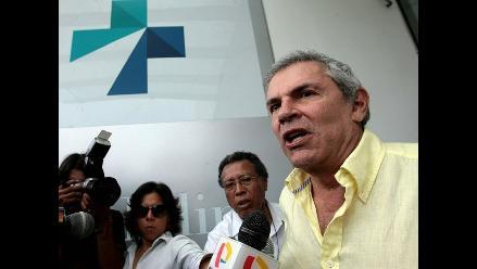 Castañeda: Denuncia sobre caso Comunicore es parte de la guerra sucia
