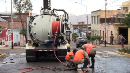Arequipa: detectan 19 puntos clandestinos de captación de agua