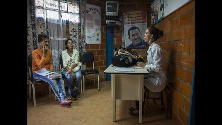 Venezuela: Gobierno afirma que medicina