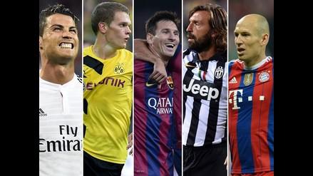 Conoce a los 32 clubes que disputarán la Champions League 2014/15
