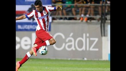 Jugador del Atlético Madrid no besa el escudo y ya recibe críticas
