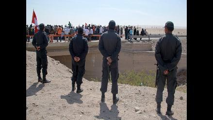 Chile valora actuar de autoridades peruanas para detener marcha