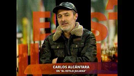 Carlos Alcántara: ´Perro guardián´ es la película que siempre quería hacer