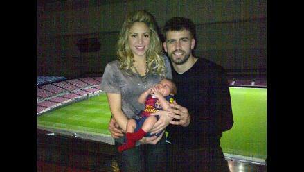 Confirmado: Shakira y Piqué esperan a su segundo hijo