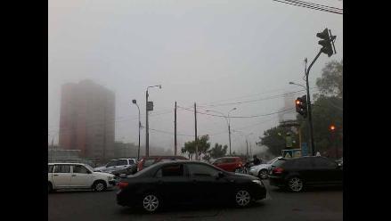 Senamhi pronostica cielo nublado para este fin de semana en Lima