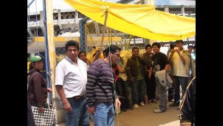 Chiclayo: policía prevé llegada de dos mil hinchas de Universitario