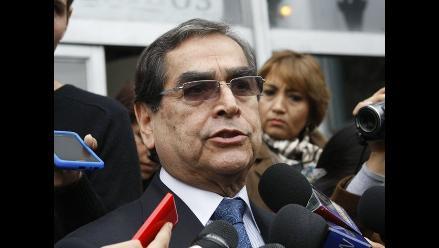 Óscar Ugarte confía en que huelga médica termine hoy
