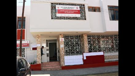Chimbote: unos 50 candidatos más con condenas vigentes