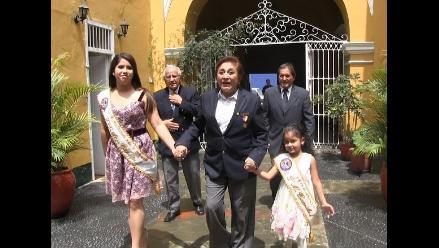 Trujillo: presentan a reinas del Festival Internacional de Primavera