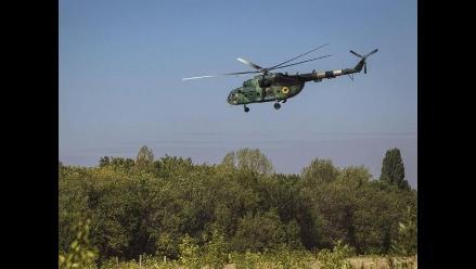 Tropas regulares rusas con armamento pesado entraron en Ucrania