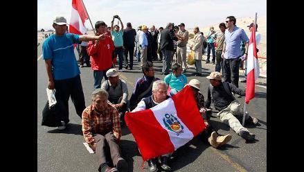 Ana Jara: Frontera terrestre con Chile es intangible