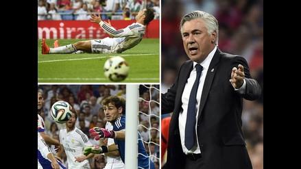 Carlo Ancelotti y las diez exigencias que debe alcanzar en Real Madrid