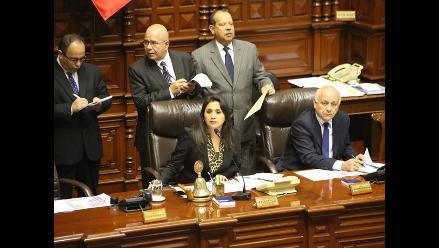 Congreso oficializa comisión que verá elección de Defensor del Pueblo