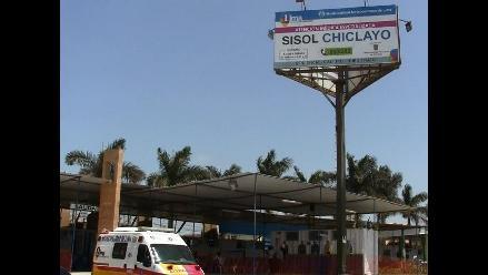 Horna: ´Hospital de la Solidaridad de Chiclayo es una posta´