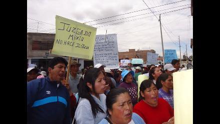Junín: pobladores de Concepción protestaron por falta de agua