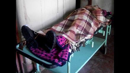 Loreto: hombre muere mientras dormía en la calle