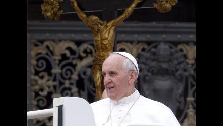 Papa Francisco se reunió con el único párroco en Gaza