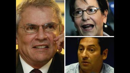 UNI: Susana Villarán y Salvador Heresi suben dos puntos en intención de voto