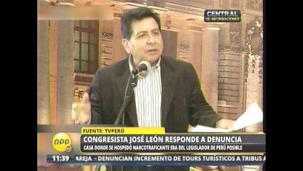 José León: Nunca viví en casa de Huanchaco